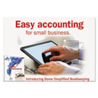 DOM0114 - Simplified Bookkeeping Software, Mac® OS X & Later, Windows® 7, 8