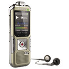 PSPDVT6500 - Voice Tracer 6500 Digital Recorder, 4 GB Memory, Gold