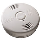 "KID21010067 - Bedroom Smoke Alarm w/Voice Alarm, Lithium Battery, 5.22""Dia x 1.6""Depth"