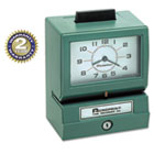 ACP011070413 - Model 125 Analog Manual Print Time Clock with Month/Date/0-23 Hours/Minutes