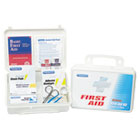 FAO60002 - Office First Aid Kit, for Up to 25 People, 131 Pieces/Kit