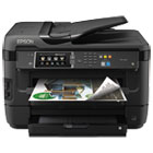 EPSC11CC97201 - WorkForce 7620 Wireless All-in-One Inkjet Printer, Copy/Fax/Print/Scan