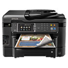 EPSC11CD16201 - WorkForce 3640 Wireless All-in-One Inkjet Printer, Copy/Fax/Print/Scan
