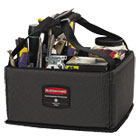 RCP1902459CT - Executive Quick Cart Caddy, Small, Dark Gray