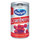OCS20450 - Cranberry Juice Drink, Cranberry, 5.5 oz Can