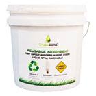 BCGGS10 - Eco-Friendly Sorbent, 10 lb Bucket