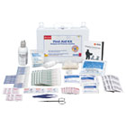 FAO224U - First Aid Kit for 25 People, 106-Pieces, OSHA Compliant, Metal Case