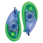 "PAP1750281 - WideLine Correction Tape, Non-Refillable, 1/4"" x 335"", 2/Pack"