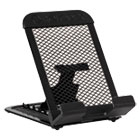 ROL1866297 - Adjustable Mobile Device Mesh Stand, Black