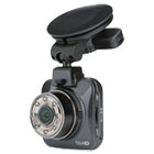 UND500 - CAM500 Dashcam Recorder, 1920 x 1080p Resolution, 140-Degree Viewing Angle