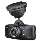 UND650 - CAM650 Dashcam Recorder with Built-In GPS, 1920 x 1080p, 170-Degree View Angle