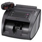 MMF2004820C8 - 4820 Bill Counter with Counterfeit Detection, 1200 Bills/Min, Charcoal Gray