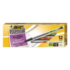 BICMP11 - Xtra-Life Mechanical Pencil, 0.7mm, Clear, Dozen