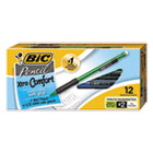 BICMPG11 - Xtra-Comfort Mechanical Pencil, .7mm, Assorted, Dozen