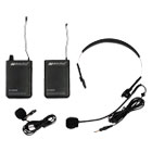 APLS1601 - Wireless Lapel and Headset Microphone Kit