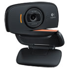 LOG960000715 - Webcam C525,720P HD, 8MP, Black/Silver