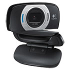 LOG960000733 - C615 HD Webcam, 1080p, Black/Silver