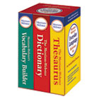MER3328 - Everyday Language Reference Set, Dictionary, Thesaurus, Vocabulary Builder