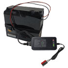 PHLRLCB - Reload Charger and Battery, 12V, Black