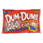 SPA60 - Dum-Dum-Pops, Assorted Flavors, Individually Wrapped, 300/Pack