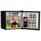 ALERF616B - 1.6 Cu. Ft. Refrigerator with Chiller Compartment, Black