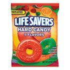 LFS88501 - Original Five Flavors Hard Candy, Individually Wrapped, 6.25oz Bag