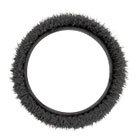 "ORK237056 - Orbiter Grit Scrub Brush, 13"" dia, Gray"
