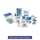 FAO90583 - ANSI 2015 Compliant First Aid Kit Refill, Class A, 25 People, 89 Pieces