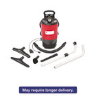 EURSC412B - Commercial Backpack Vacuum, 11.5lb, Red