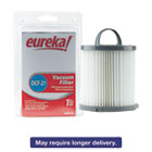 EUR68931A2 - Dust Cup Filter For Bagless Upright Vacuum Cleaner, DCF-21