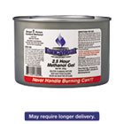 FHCF800 - Methanol Gel Chafing Fuel Can, 2 1/2hr Burn, 7oz, 72/Carton