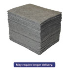 SBDGP100 - GP MAXX Enhanced Sorbent Pads, .25gal, 15w x 19l, Gray, 100/Carton