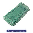 UNGPHW20 - Microfiber Washing Pad, Green, 6 x 8