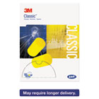 MMM3101103 - E·A·R Classic Small Earplugs in Pillow Paks, PVC Foam, Yellow, 200 Pairs