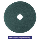 "MMM08413 - Cleaner Floor Pad 5300, 20"" Diameter, Blue, 5/Carton"