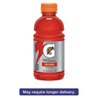 QKR12196 - G-Series Perform 02 Thirst Quencher, Fruit Punch, 12 oz Bottle