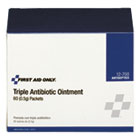 ACM12700 - Triple Antibiotic Ointment, 0.5 g Packet, 60/Box