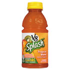 OFX14654 - V-8 Splash, Tropical Blend, 16oz Bottle, 12/Box