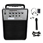 APLSW212 - MityVox Wireless Portable PA System, 20W Amp