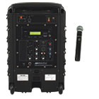 APLSW800 - Titan Wireless Portable PA System, 100W Amp