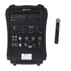 APLSW720 - Rechargeable Wireless PA System, 36W Amp