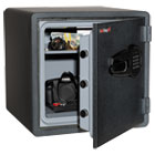 FIRKY13131GREL - One Hour Fire and Water Safe with Electronic Lock, 3.66 cu. ft., Graphite