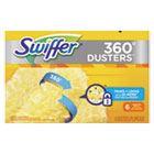 PGC21620BX - 360 Dusters Refill, Dust Lock Fiber, Yellow, 6/Box