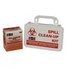 FAO6021 - BBP Spill Cleanup Kit, 7 1/2 x 4 1/2 x 2 3/4, White
