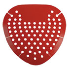 BWK1001 - Urinal Screen, Cherry Fragrance, Red, 12/Box