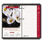 HOD417 - Earthscapes Desk Calendar Refill, 31/2 x 6, 2017