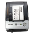 "BRTQL500 - QL-500 Affordable Label Printer, 50 Labels/Min, 5-7/10""w x 6""d x 7-4/5""h"