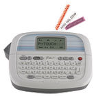 BRTPT90 - PT-90 Simply Stylish Personal Labeler, 2 Lines