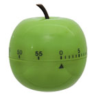 "BAU77056 - Shaped Timer, 4 1/2"" dia., Green Apple"