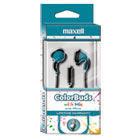 MAX199711 - Colorbuds with Microphone, Blue